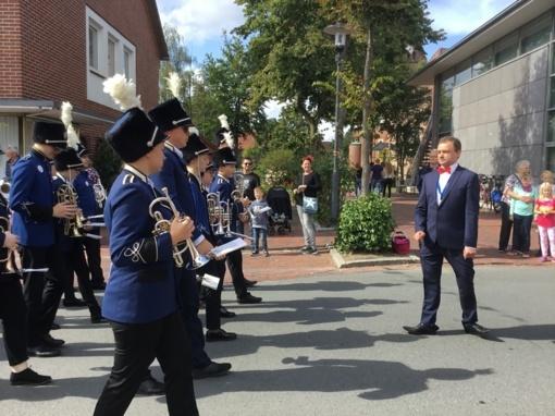 "Šilagalio kultūros centro orkestro ""Sklepučini"" sėkmė Vokietijoje"