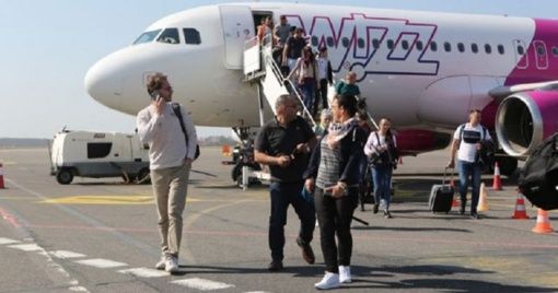 Dėl naujų skrydžių Palangoje verslas nekrykštauja