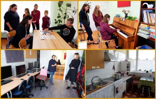 Vaikų ir jaunimo dienos centrai: bendravimas, socialinių įgūdžių pamokėlės, pažintinė ir kultūrinė veikla