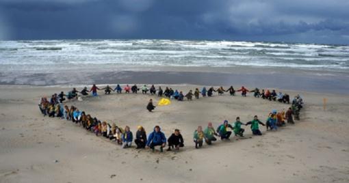 Šeštadienį Smiltynėje - laimėjusiųjų gyvenimą žygis