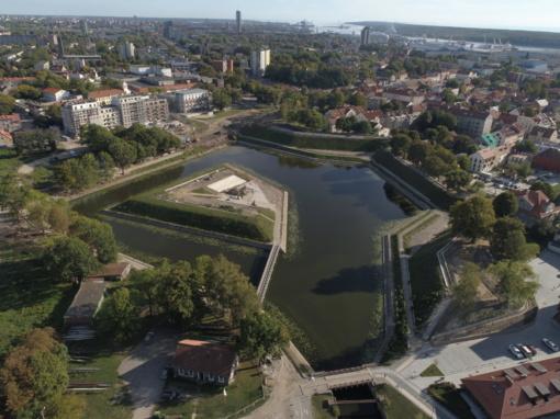 Įgyvendinami Klaipėdai svarbūs ES projektai