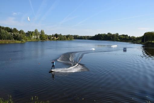 Panevėžio batutų parkas – kitą vasarą