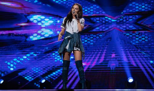 """Baltarusės pasirodymas pavergė S. Prūsaitį: """"Aš skiriuosi. Tai buvo geriau nei Tina Turner"""""""