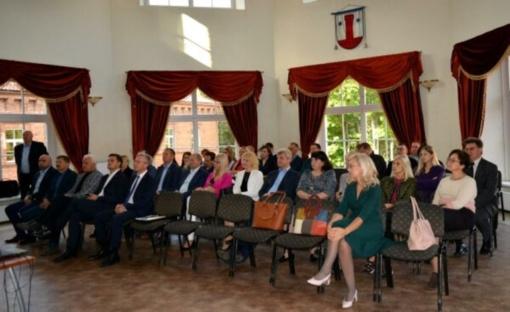 """Aptarti pilotinio projekto """"Tauragė+"""" funkcinės zonos turizmo plėtros strategijos kūrimo klausimai"""