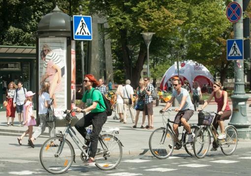 Lietuvoje daugėja nuolatinių gyventojų