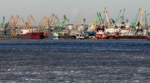 Į Klaipėdą atplaukė naujas naftos krovinys Baltarusijai