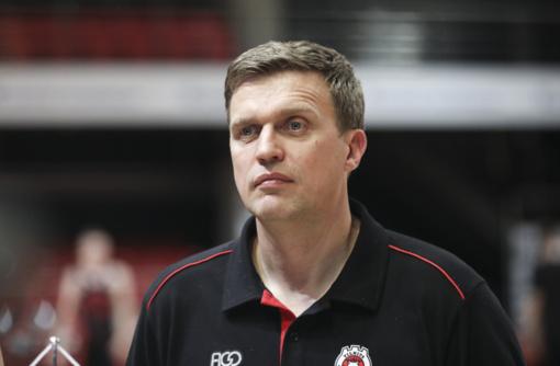 """""""Ryto"""" treneris D. Adomaitis: pakartoti praėjusio sezono pasiekimus bus iššūkis"""