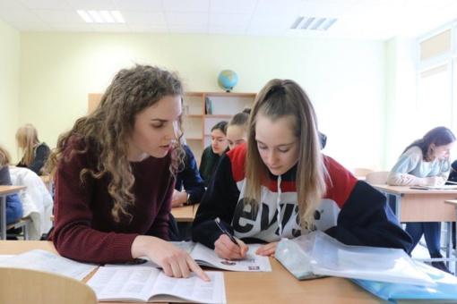 Kartu tikrai galima: Vilniaus gimnazistai nemokamai padės sunkiau besimokantiems moksleiviams