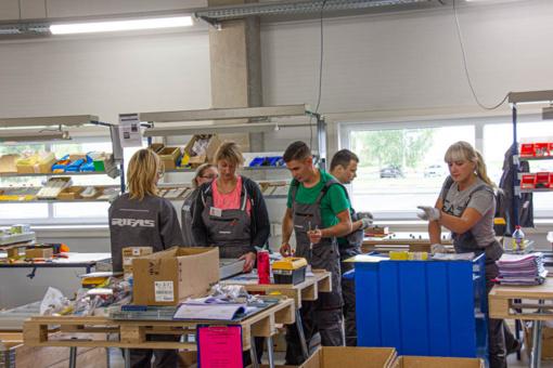 Panevėžyje atidaryta nauja gamykla: sukurta 100 naujų darbo vietų