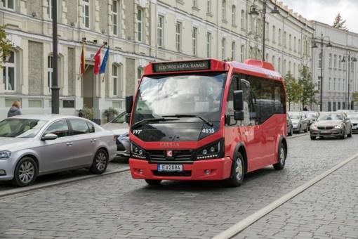 Ekologiška viešojo transporto revoliucija – Vilniuje pristatyti pirmieji Lietuvoje elektriniai autobusai