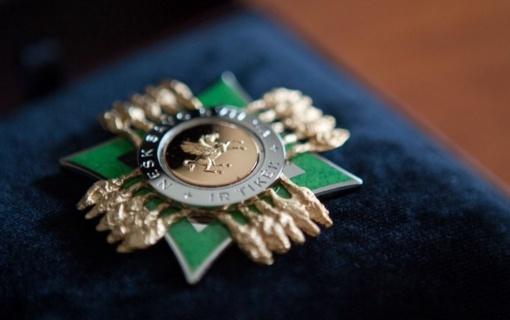 Svarbiausias Kultūros ministerijos apdovanojimas – Stasiui Eidrigevičiui