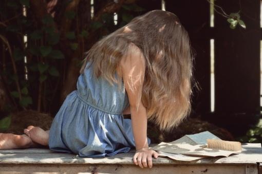 Mergaitė parašė laišką mirusiam tėvui ir gavo atsakymą