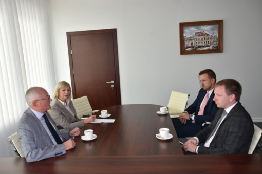 Apie valstybinės kalbos priežiūros ir tvarkybos reformą diskutuota Marijampolėje