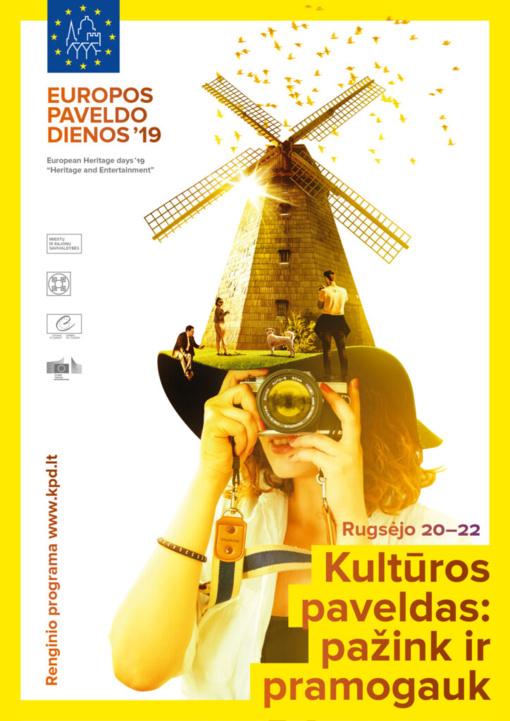 Kazlų Rūdos savivaldybės gyventojai kviečiami paminėti Europos paveldo dieną