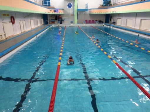 Panevėžys skelbia naujo baseino konkursą