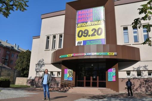 Šiaulių dramos teatro siurprizas - emocinių skonių prekės