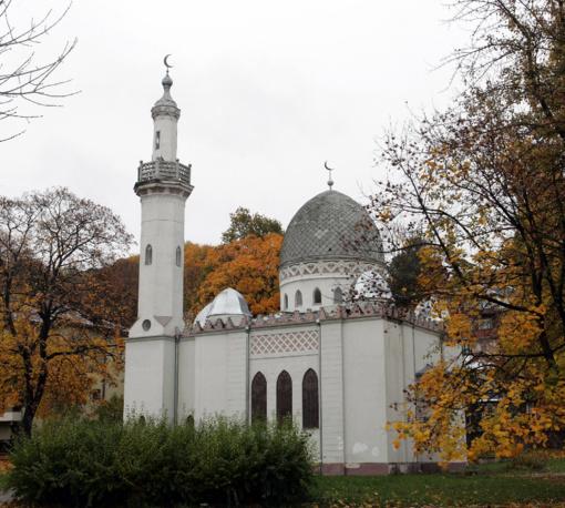 Įsilaužta į Kauno mečetę