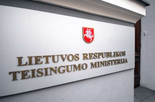 Teisingumo ministerija: E. Kusaitės byla dėl prokuroro įžeidimo gali būti peržiūrėta