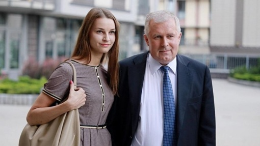 A. Anušauskas su žmona laukia šeimos pagausėjimo