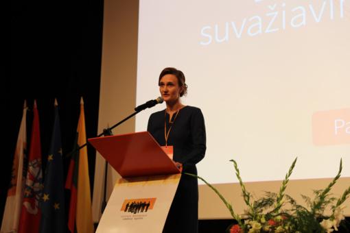 Liberalai išsirinko naują lyderį: partijos pirmininke tapo V. Čmilytė-Nielsen