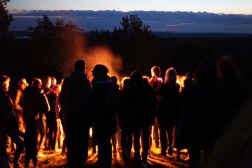 Baltų vienybės dieną ant piliakalnių žiebsis vienybės ugnys
