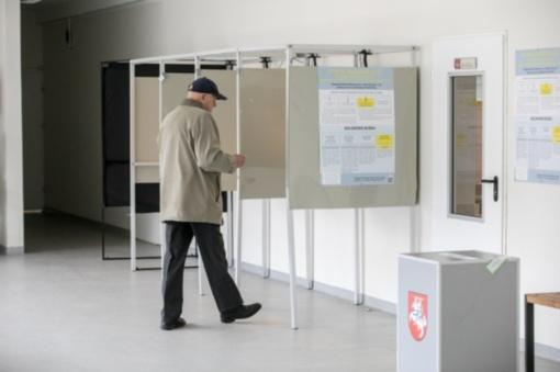 VRK planai per rinkimus – matuoti temperatūrą, karščiuojantiesiems skirti atskirą kabiną
