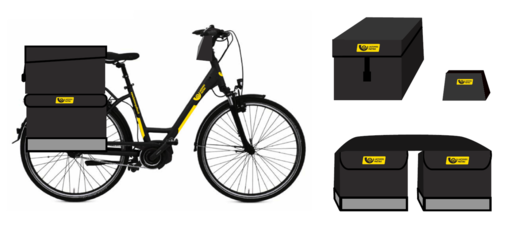 Trečia Lietuvos pašto elektrinių dviračių banga – į miestų gatves išvažiuos dar 14