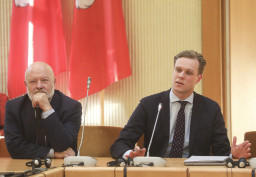 G. Landsbergis sureagavo į E. Gentvilo kvietimą: džiaugiuosi girdėdamas