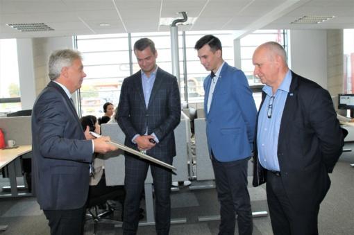 Konsultacijų centre – 21 nauja darbo vieta
