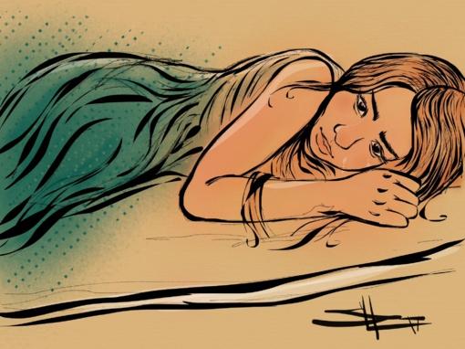 Seksualinė prievarta žaloja gyvenimus