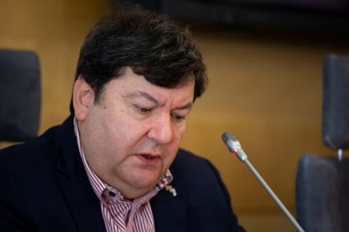 Nesutarus dėl dalyvavimo Europos Tarybos asamblėjoje, į sesiją vyksta pusė delegacijos
