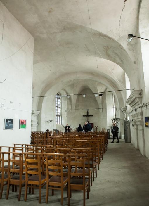 Migrantų šventė Ramintojos bažnyčioje
