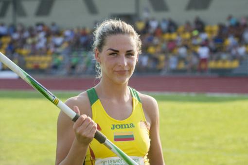 Pasaulio lengvosios atletikos čempionate – Livetos Jasiūnaitės startas