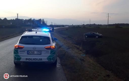 Savaitgalio eismo įvykiuose – beveik pusšimtis sužeistųjų