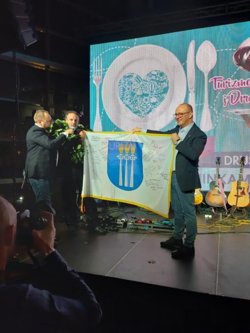 Karolis Mieliauskas, apvažiavęs pasaulį, sugrįžo į Druskininkus