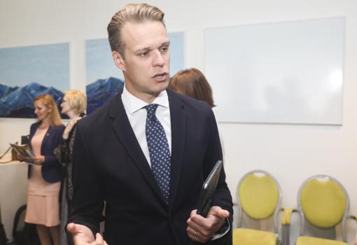 Nauji konservatorių kandidatai: A. Pocius Klaipėdoje, M. Lingė – sostinėje