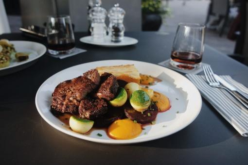 """Restorano apžvalga: """"Amsterdam plaza"""""""