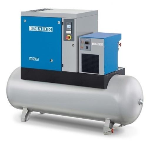 Kokie yra du pagrindiniai oro kompresorių tipai?