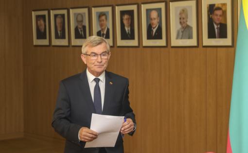 V. Pranckietis ramina Kauno rajono gyventojus: šis Seimas dėl prijungimo prie miesto nebalsuos