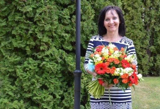Interviu su Vaškų gimnazijos informacinių technologijų mokytoja Ingrida Beinoriene