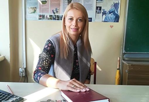 Interviu su Druskininkų Atgimimo mokyklos anglų kalbos mokytoja Aida Balčiūniene