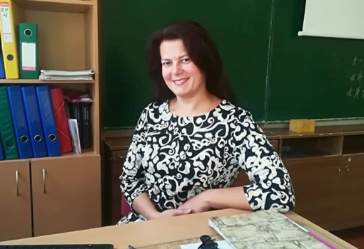 Interviu su Druskininkų Atgimimo mokyklos mokytoja Janina Janušauskaite