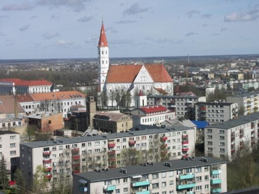 Kokiais vardais pavadintos Šiaulių gatvės?