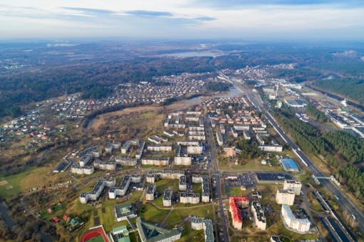 """Sostinės kiemuose ketinama įrengti 100 """"žaliųjų salelių"""", vienos kaina – 6,5 tūkst eurų"""