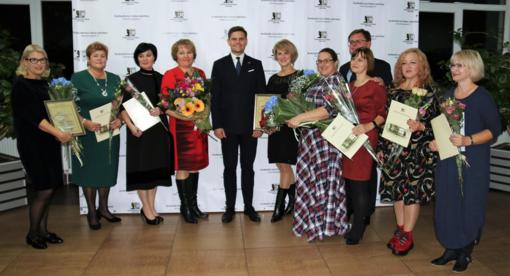 Minint Tarptautinę muzikos dieną pagerbti kūrybingiausi kultūros darbuotojai
