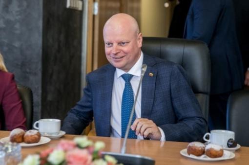 S. Skvernelis gina dialogą su Baltarusija, konservatorių kaltinimus sieja su rinkimais