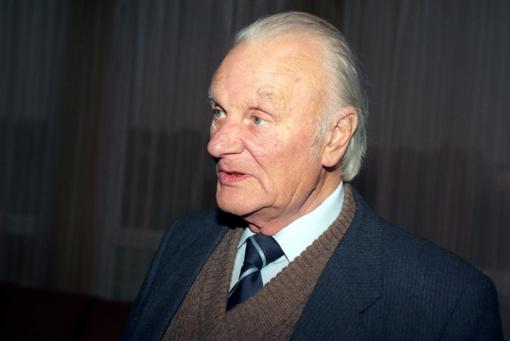 Vilniuje vyks E. Mieželaičio gimimo 100-ųjų metinių minėjimas