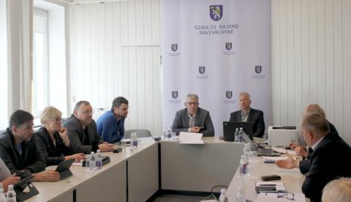 Komitetai išnagrinėjo sprendimų projektus ir pasirengė Tarybos posėdžiui