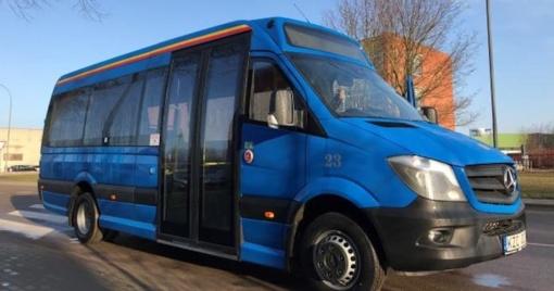 Klaipėdos autobusų parkas didina apsukas