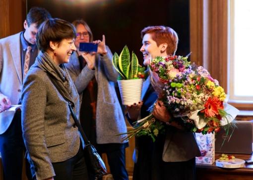 Darbas apie užkrečiamas ligas lietuvių tautosakoje kraštietei atnešė mokslų daktaro laipsnį